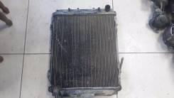 Радиатор охлаждения двигателя. Nissan Vanette, KHGC22, KMGC22, KMGNC22, KMC22 Nissan Sunny Двигатели: CA18T, CA20S