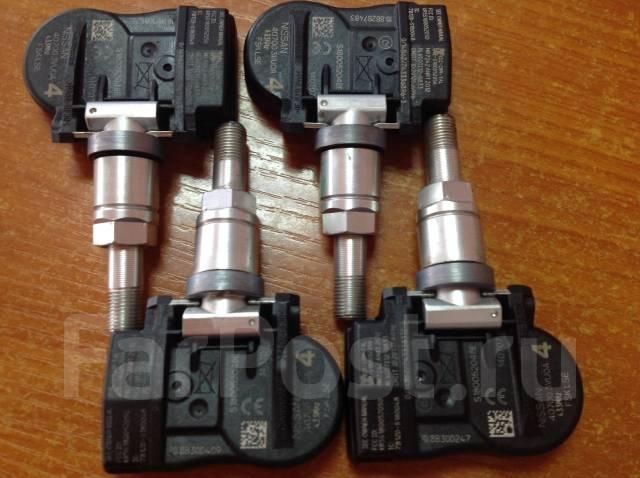 Датчик давления в шинах. Nissan Silvia, PS110, PS13 Nissan Gazelle, PS110