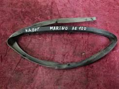 Уплотнитель капота. Toyota Sprinter Marino, AE100, AE101