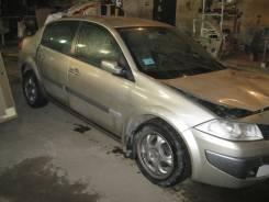 Шторка багажника Renault Megane 2