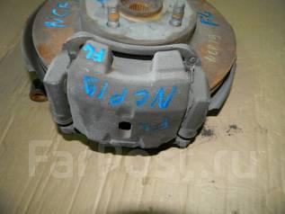 Суппорт тормозной. Toyota WiLL Vi, NCP19 Двигатель 2NZFE