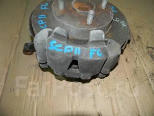 Суппорт тормозной. Toyota Vitz, SCP10 Toyota Platz, SCP11 Двигатель 1SZFE
