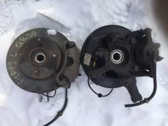 Ступица. Nissan Bluebird Sylphy, TG10 Двигатели: QR20DD, QR20