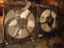 Радиатор охлаждения двигателя. Mitsubishi Mirage, CB3A, CA1A, CB1A, CA3A, CD3A, CC3A, CA2A, CB2A Mitsubishi Libero, CB2V, CB1V, CB2W, CD2V Mitsubishi...