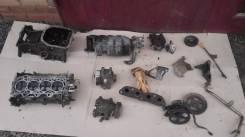 Двигатель в сборе. Toyota Vitz Двигатель 1NZFE