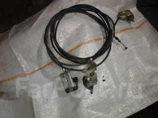 Тросик замка капота. Toyota Sprinter Carib, AE95, AE95G