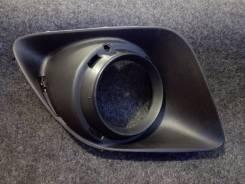Оправа ПТФ Mitsubishi ASX 10-13 прав. хром/STMAS1219A1