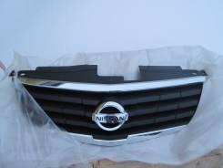 Решетка радиатора. Nissan Almera Classic Nissan Almera Двигатель QG16
