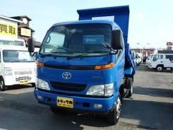Toyota Dyna. Самосвал , 4 600куб. см., 3 000кг., 4x4. Под заказ