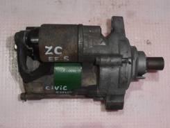 Стартер. Honda Civic Shuttle, EF5 Двигатель ZC