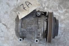 Компрессор кондиционера. Toyota Corona Premio, AT211 Двигатель 7AFE