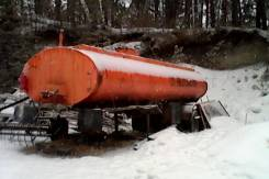 ЦПП Утва. Полуприцеп-бензовоз цистерна