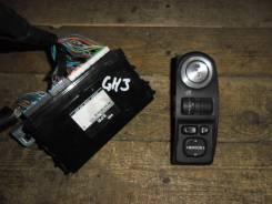 Кнопка запуска двигателя. Subaru Impreza, GH7, GH8, GE2, GRB, GH6, GE3, GH3, GH2 Двигатели: EJ154, EJ207, EJ20X