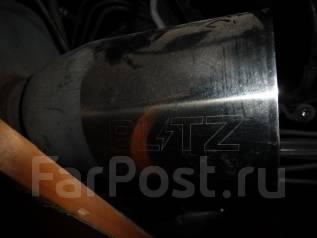 Выхлопная система. Toyota Celica Двигатель 3SGTE