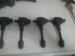 Катушка зажигания. Nissan X-Trail, PNT30, T30, NT30 Двигатель QR20DE