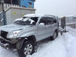 Toyota Land Cruiser Prado. GRJ120