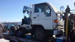 Механическая коробка переключения передач. Toyota Dyna, BU100, BU102, BU105, BU107 Двигатели: 14B, 15BF, 15BFT, 3B, B