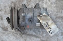 Компрессор кондиционера. Nissan Atlas, R8F23 Двигатель QD32