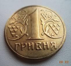 Украина, 1 гривна 2003
