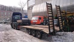 Эвакуатор, сходни, тралл. 10 тонн