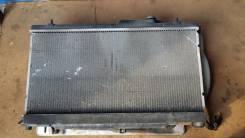 Радиатор охлаждения двигателя. Subaru Impreza, GDA, GGA, GG9