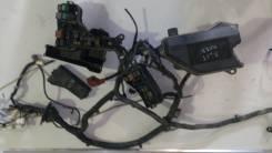 Проводка двс. Toyota Mark II Wagon Blit, JZX110 Двигатель 1JZFSE