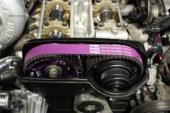 Ремень ГРМ. Toyota Supra, JZA80 Двигатель 2JZGTE