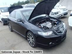 Обвес кузова аэродинамический. Honda Accord, CL7