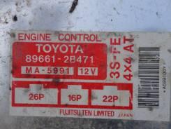 Блок управления 4wd. Toyota Corona, ST195 Toyota Caldina, ST195, ST190 Toyota Carina, ST195 Двигатель 3SFE