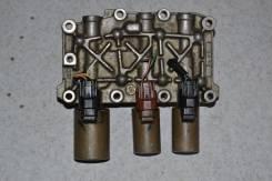 Блок клапанов автоматической трансмиссии. Honda Fit, GD1 Двигатель L13A