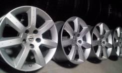 Nissan. 7.5/8.0x17, 5x114.30, ET33/30, ЦО 67,0мм.