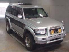 Комплект увеличения клиренса. Mitsubishi Pajero