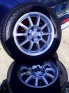Комплект колес 195/65/R15 лето+литые диски MADE IN Germany торг. 7.0x15 5x114.30 ET40 ЦО 70,0мм.