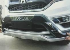 Защита бампера. Honda CR-V, RM4, RM, RM1