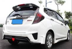 Спойлер. Honda Fit, GK4, GK5, GK3, GK6