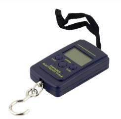 Бытовые электронные весы - безмен. Вес до 40 кг