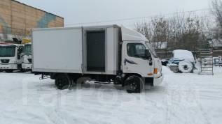 Hyundai HD78. Новый изотермический фургон Hyundai HD-78, 3 900 куб. см., 4 000 кг.