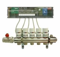 Привод термоэлектрический Honeywell MT4-230-NC
