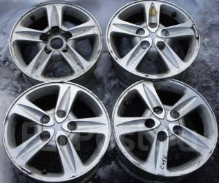 Toyota. 6.5x15, 5x114.30, ET50, ЦО 60,0мм.
