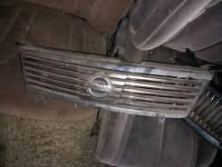 Решетка радиатора. Nissan Sunny, SB15, B15, FNB15, FB15, QB15, JB15 Двигатели: QG13DE, YD22DD, YD22D, SR16VE, QG18DD, QG15DE