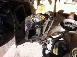 Мотор печки. Nissan Bluebird, P910