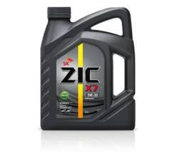ZIC X7. Вязкость 5w30