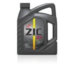 ZIC X7. Вязкость 10w40