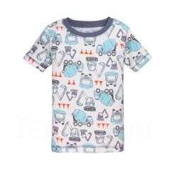 Пижамы. Рост: 74-80, 80-86, 86-98, 98-104, 104-110 см. Под заказ