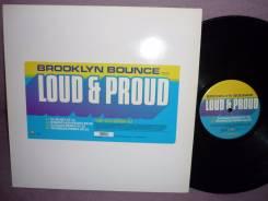 """Бруклин Боунс / Brooklyn Bounce - Loud & Proud - 2002 DE 12"""" Хардтранс"""