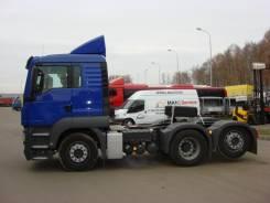 MAN TGS. Тягач TGS 28.440 6X2-2 BLS-WW кабина L, 10 518 куб. см., 21 000 кг.