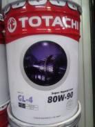 Totachi. Вязкость 80w90, полусинтетическое