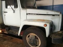 ГАЗ 3307. Фургон, 1 000 куб. см., 2 000 кг.