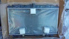 Радиатор охлаждения двигателя. Nissan Primera Camino, P11 Двигатели: QG18DD, QG18DE