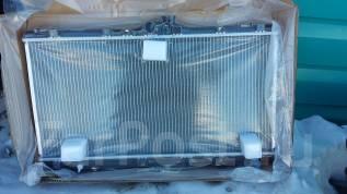Радиатор охлаждения двигателя. Toyota Sprinter, AE100, AE104, AE109, AE101 Двигатель 2C